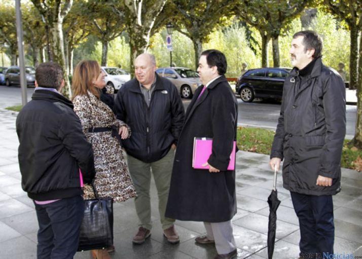 Miembros de UPyD en Burgos