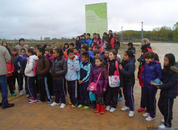 Los estudiantes, en Cuevas.