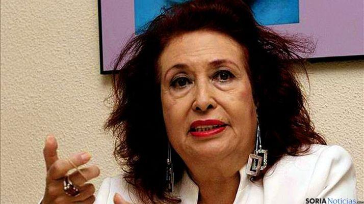 La premiada, Lida Falcón. / LF