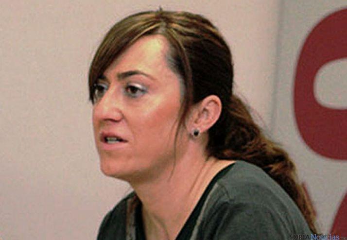 Virginia Barcones, diputada socialista. / SN