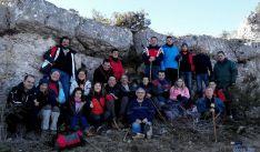 Los camperos belenistas de Villaverde. /