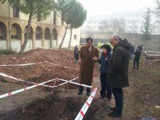 Excavaciones en el CUS