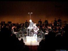 Inés Andrés y la Banda de Música