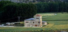 Casa del Parque del Sabinar de Calatañazor. / Patrimonio Natural CyL