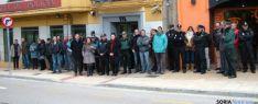 Concentración en la Comisaría de Policía