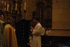Diversos instantes de la ceremonia de ordenación. / SN