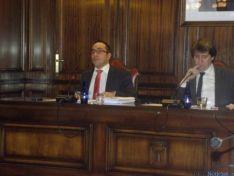 Pleno presupuestos Ayuntamiento de Soria