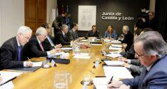 Comisión de Coordinación Territorial este miércoles en Valladolid. / Jta.