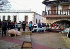 San Andrés celebra una jornada popular de la matanza