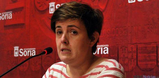 Ana Alegre, responsable de Servicios Sociales.