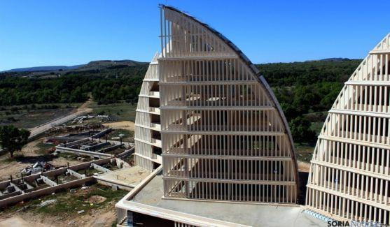 Imagen de la Cúpula de la Energía en el PEMA. / SN