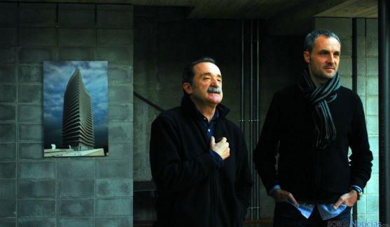 José Antonio Díez y Juan Francisco Lorenzo. / SN