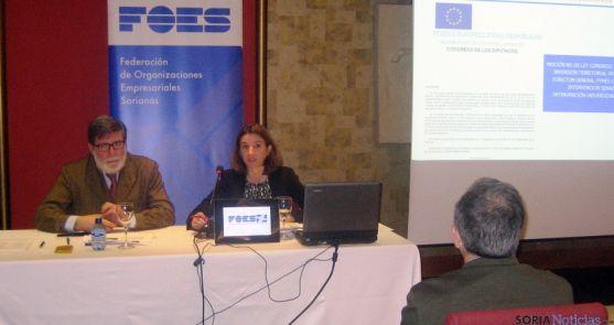 Asamblea general de FOES de este 2014.