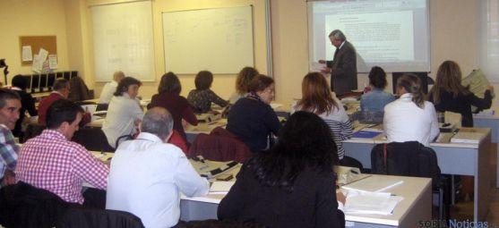 Desarrollo del curso de FOES.