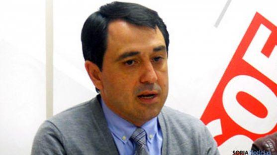 El procurador socialista Javier Muñoz. / SN