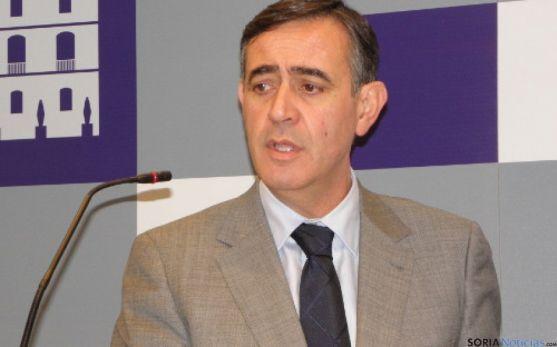 Antonio Pardo tras la Junta de Gobierno Local