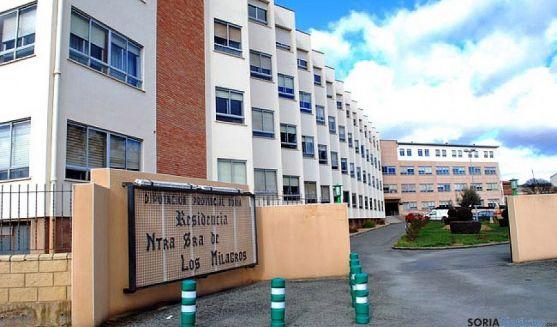 Residencia Nuestra Señora de los Milagros, en Ágreda. / SN