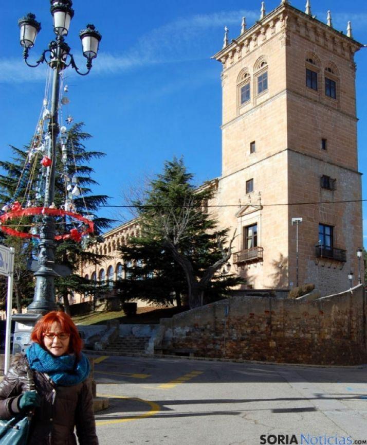 La concejal Ana Calvo. / Ayto.