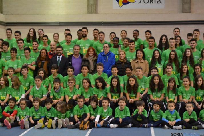 Presentación de Club Soria 'Pura Vida'