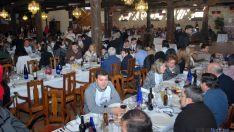 Diversos instantes del banquete inaugural de las Matanzas. / SN