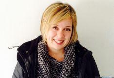 Judit Villar, candidata PSOE a Olvega