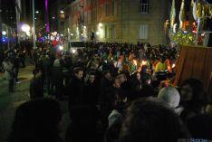 Los niños, los protagonistas de la noche de Reyes en la capital. / SN