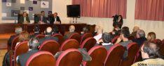 Reunón de empresarios en Diputación