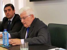 Ruiz Liso (dcha.) y Martínez Izquierdo. / SN