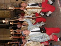 Foto 6 - Casarejos culmina dos días de danzas en el marco de la fiesta de la Virgen de la Paz
