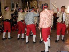 Foto 4 - Casarejos culmina dos días de danzas en el marco de la fiesta de la Virgen de la Paz