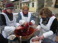 Matanza del cerdo en Navaleno