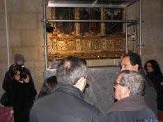 Restauración Retablo Concatedral