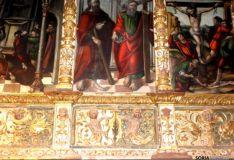 Retablo de San Felipe y Santiago de la Concatedral