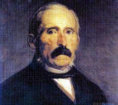 Retrato de Julián Sanz del Río.