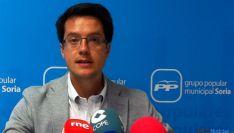 El concejal popular Tomás Cabezón.