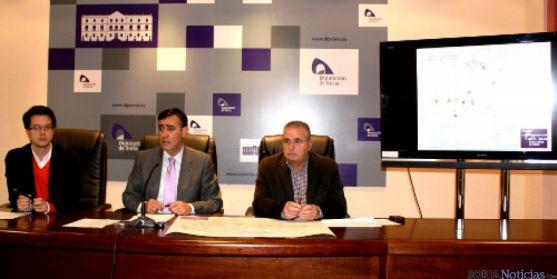 Presentación Planes y Carreteras 2015 Diputación