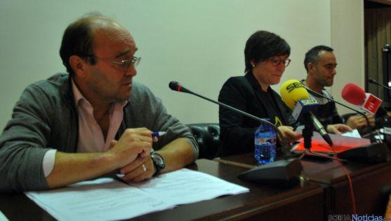 Presentación de la iniciativa legislativa  el pasado 29 de septiembre. / SN