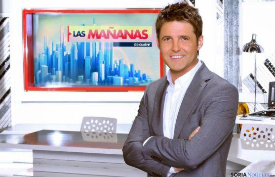 El periodista agredeño Jesús Cintora.
