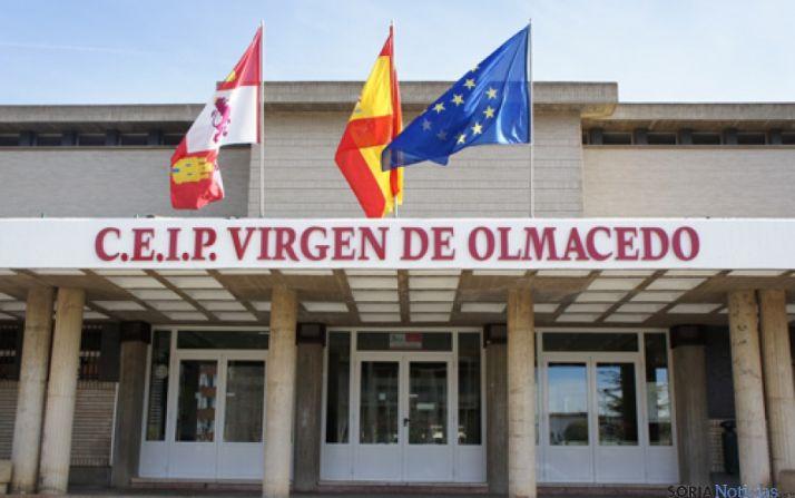 Colegio de Olvega.