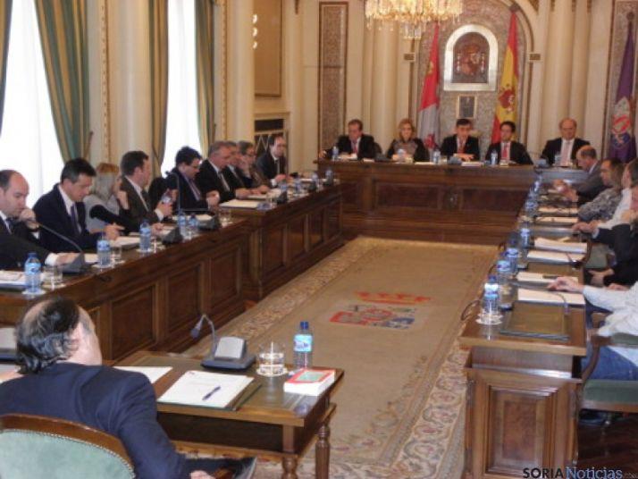 Corporación provincial de Soria