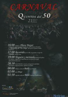 Programa completo del carnaval de Noviercas