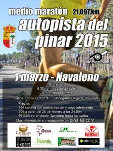 Medio Maratón Autopista del Pinar