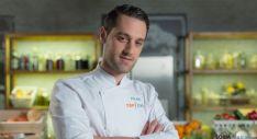 El cocinero Fran Vicente.