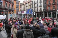 Concentración en Valladolid