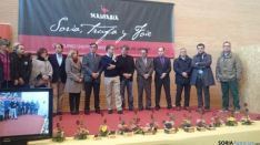 Inauguración Feria de Abejar