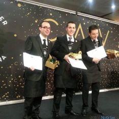 Ganadores Concurso Sumiller del Cava