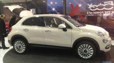 Presentación Fiat 500x en Soria. / SN