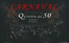 Noviercas regresa a sus antiguos carnavales.
