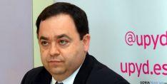 Rafael Delgado, candidato de UPyD a la Junta. / SN