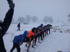 Foto 3 - Jornada de atletismo en Valdeavellano para el Campeonato Escolar